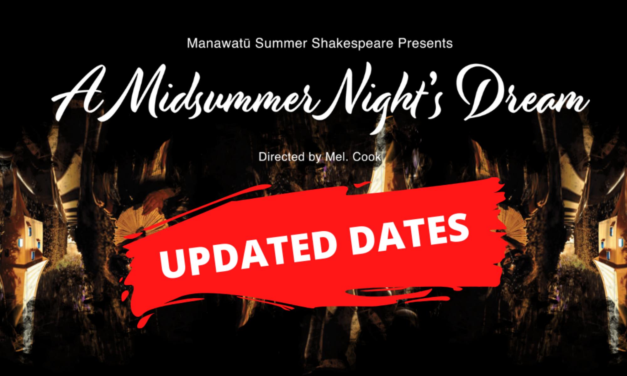 Manawatū Summer Shakespeare